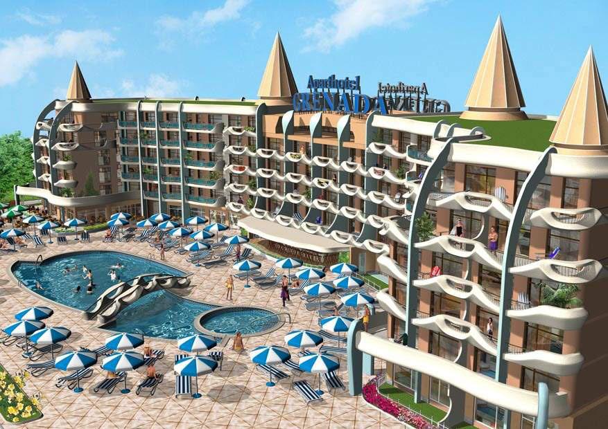 Sunny Hotel Sunny Beach Bulgaria Sunny Beach Bulgaria Apartment